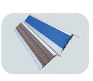 Anodized Aluminium Stair Nosing