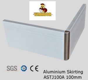 Anodized Aluminium Skirting